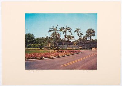 Allen Jones RA, 'Florida Suite – Garden (B)', 1968