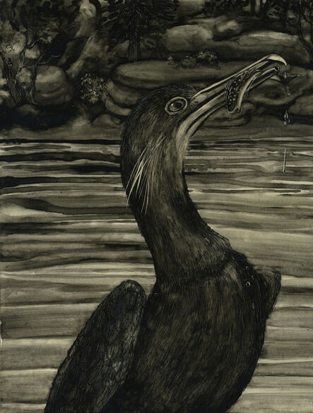 Helen Stanley, 'Cormorant', 2004