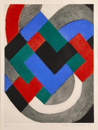 Sonia Delaunay, 'Untitled', 1960