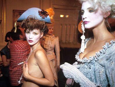 Harry Benson, 'Kate Moss, Paris', 1993