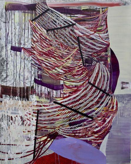 Alyse Rosner, 'Sway (Purple)', 2015