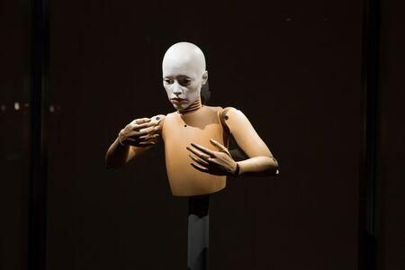 Elizabeth King, 'Pupil', 1987-1990