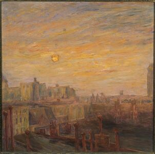 Caroll Butler Brown, 'From My Studio Window', Date unknown