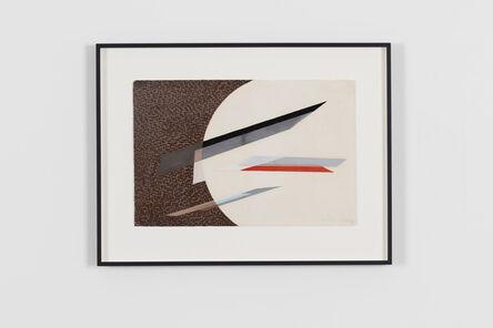 László Moholy-Nagy, 'Komposition', 1935
