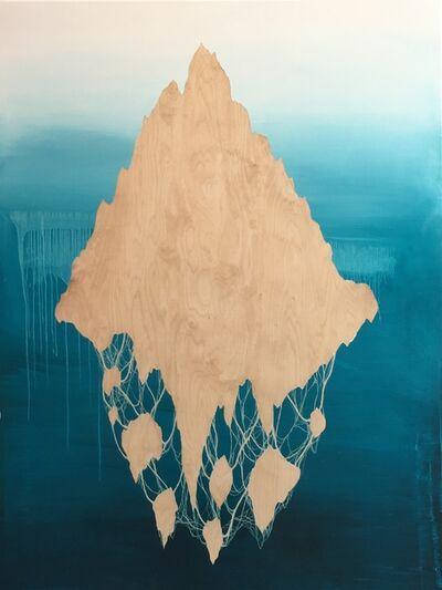 Jonathan Goldman, 'Floating Mountain', 2016