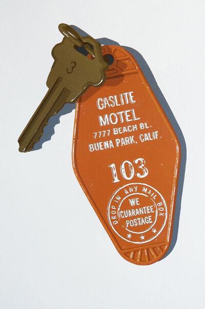 Dave Lefner, 'Gaslite Motel', 2014