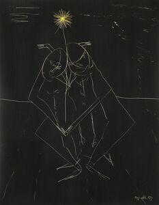 Vincenzo Agnetti, 'Photo-Graffia', 1980