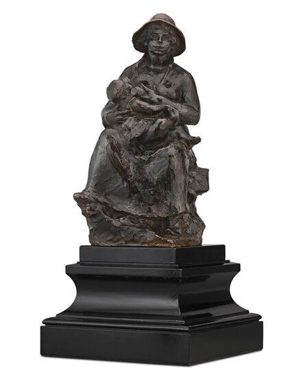 Pierre-Auguste Renoir, 'La Maternité', 1916