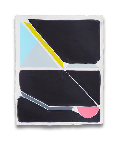 Jessica Snow, 'Vertex (Abstract painting)', 2016