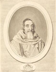Claude Mellan, 'Mathieu Mole', in or after 1656