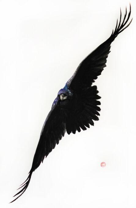 Karl Martens, 'Raven', 2016
