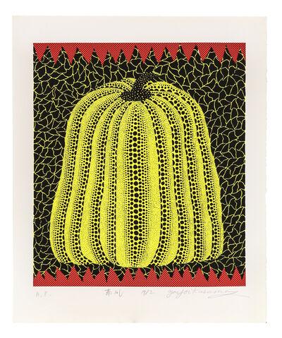 Yayoi Kusama, 'Pumpkin', 1982