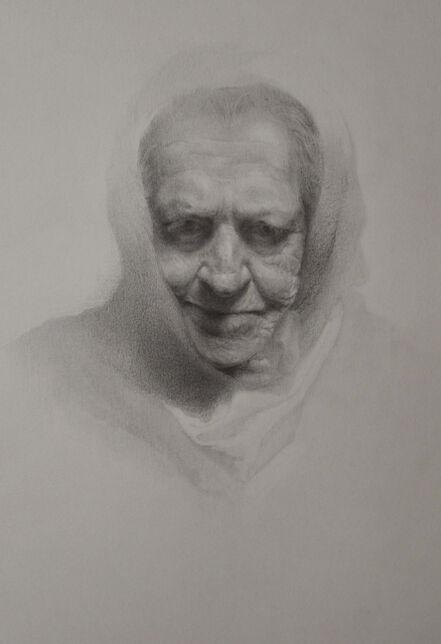 Matea Borcic, 'Grandmother', 2018