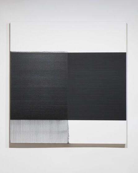 Callum Innes, 'Exposed Painting Vine Black', 2006