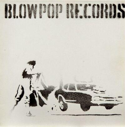 Banksy, 'Blow Pop Records', 1999