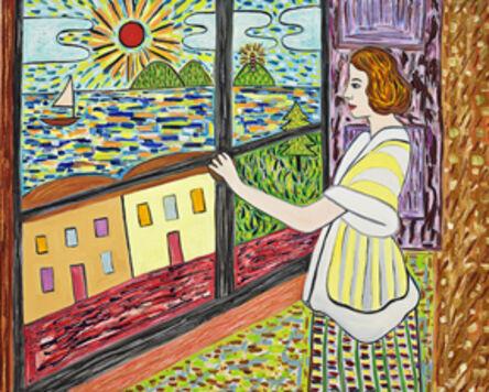 Susan Bee, 'Distant Shores', 2016