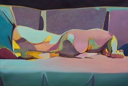 Hester Finch, 'The Portrait of a Lady, Reclining Nude', 2015-2017