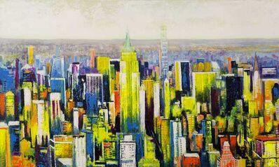 Ulpiano Carrasco, 'New York Yellow', 2021