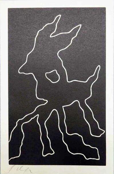 Hans Arp, ' Wortträume planche 1', 1953