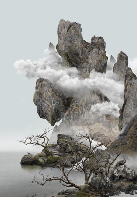 Yang Yongliang 杨泳梁, '猎犬 Hound', 2021