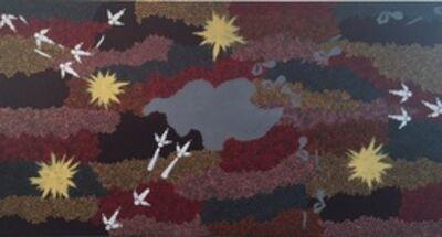 Clifford Possum Tjapaltjarri, 'Emu Dreaming', 1996