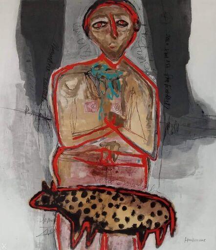 HAKO HANKSON, 'LA PANTHÈRE DU ROI', 2015