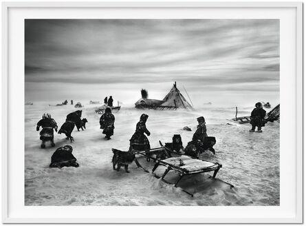 Sebastião Salgado, 'GENESIS, 'North of the Ob River, Yamal Peninsula, Siberia, Russia'', 2007