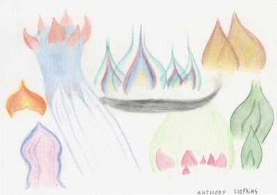 Anthony Hopkins, 'Fiery Fire (#172)', 1999