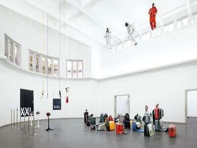 Isa Genzken, 'Oil XI', 2007