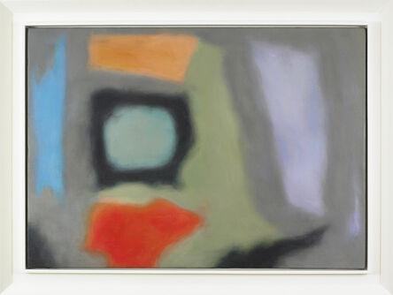 Esteban Vicente, 'Goyaescas', 1984