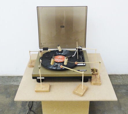 O Grivo, 'Radiola # 04', 2009