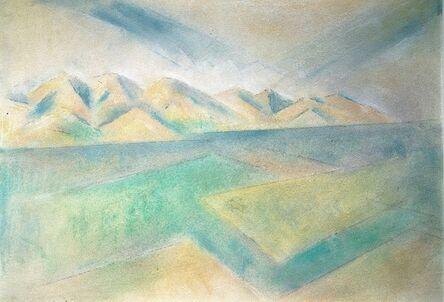 Andrew Dasburg, 'Morning - Picuris', 1972