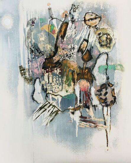 Paul Onditi, 'Whooping Cough', 2018