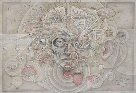 Casey Cripe, 'Human Sensorium (v.2.1)', 2015