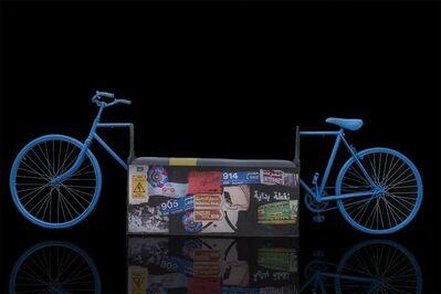 Noof Al Refaie, 'Bicycle Bench', 2014