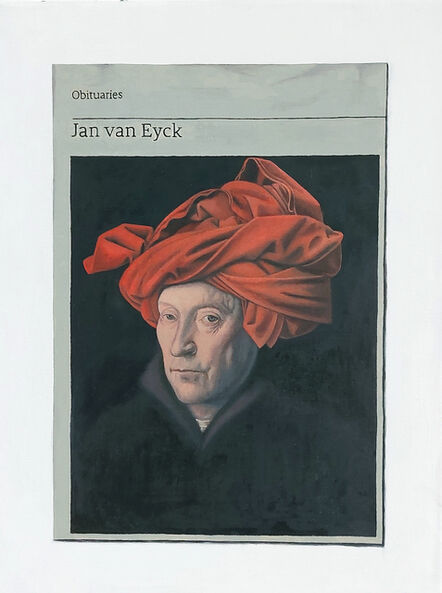 Hugh Mendes, 'Obituary: Jan van Eyck', 2019