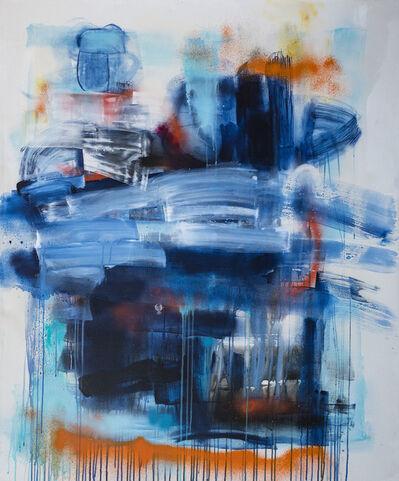 "Kymm Swank, '""Pop Rocks & Vodka""- Acrylic and Spray Paint on Canvas', 2019"