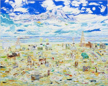 Toru Kuwakubo, 'Paul Cézanne's Studio', 2015