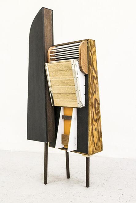 SEBASTIAN KOCH, 'O.T. (e.f.r. Sc II)', 2015