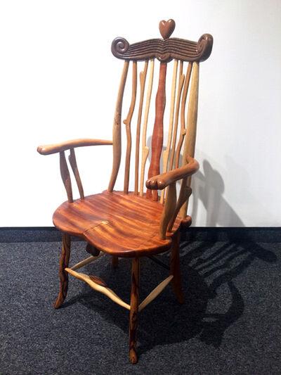 Tommy Simpson, 'Wood Sprite', 2015