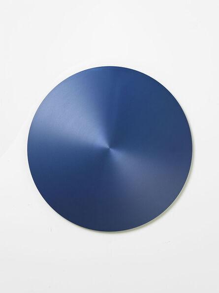 Ann Veronica Janssens, 'Disco Blu Cobalto', 2020