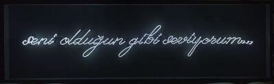 Hayal Incedogan, 'Seni Olduğun Gibi Seviyorum'
