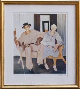 Elizabeth Durack, 'Golden Wedding ', 1935-2000