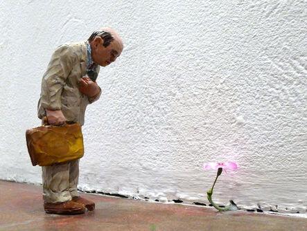 Isaac Cordal, 'Spring', 2013