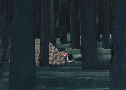 Aleksandra Waliszewska, 'Untited (In the forest)', 2016