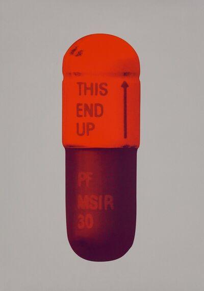 Damien Hirst, 'The Cure - Battleship Grey/Fizzy Orange/Berry', 2014