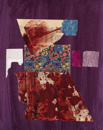 Dorothy Hood, 'U.S. Bonds', 1982-1997