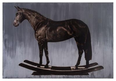 Stefan à Wengen, 'My Kingdom For A Horse # 2', 2015