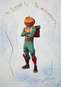 Federico Luger, 'Where is my Mozzarella?', 2020