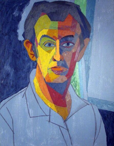 Easton Pribble, 'Untitled (Self Portrait)'